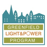 Greenfield Light & Power Program logo