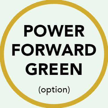 Power Forward Green