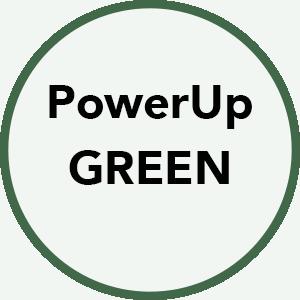 PowerUp Green