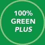 100% Green Plus