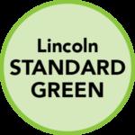 Lincoln Standard Green