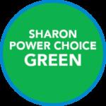 Sharon Power Choice Green